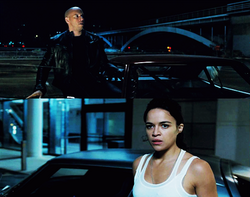 Dominic and Letty F6