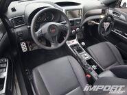 2011 WRX STI Interior - Fast Five
