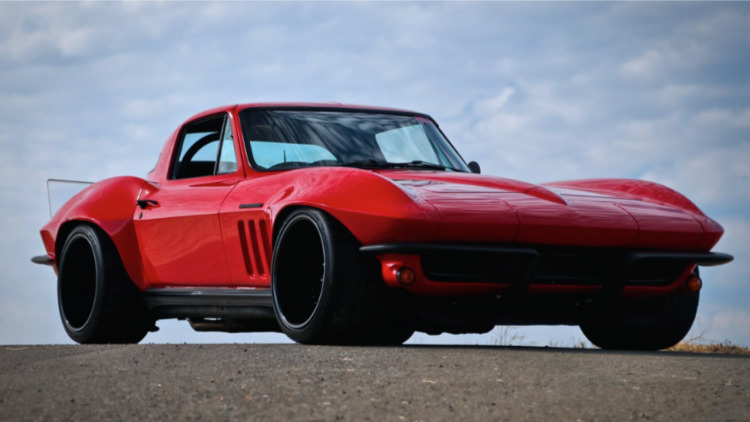 1966 Chevrolet Corvette C2 Sting Ray The Fast And The