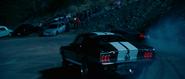 Sean's Mustang - Rear View