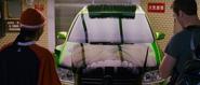 Twinkie & Sean - Twink's VW Touran