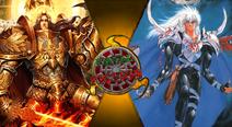 Fatal Fiction Thumbnail - God Emperor VS Dark Schneider by The-Myth-Of-Legends