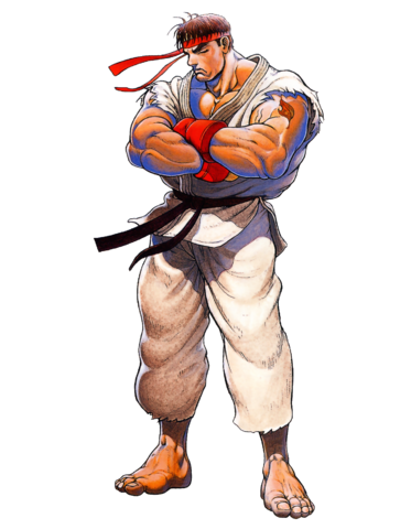 File:Street Fighter - Ryu.png