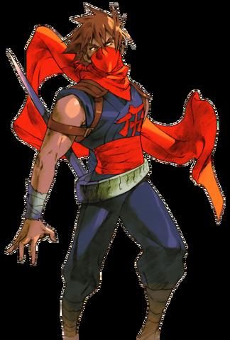 File:Strider - Strider Hiryu as seen in Marvel vs Capcom 2.png