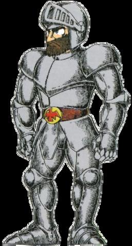 File:Ghosts 'n Goblins - Sir Arthur as he appears in Capcom Generation 2.png