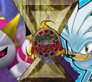 Galacta Knight vs. Silver the Hedgehog