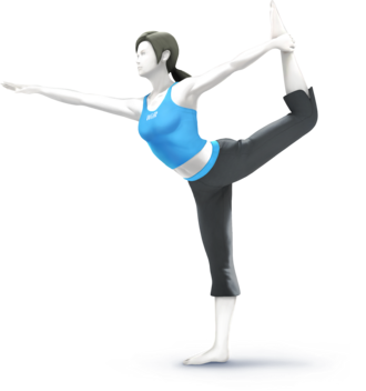 Wii Fit Trainer (Female)