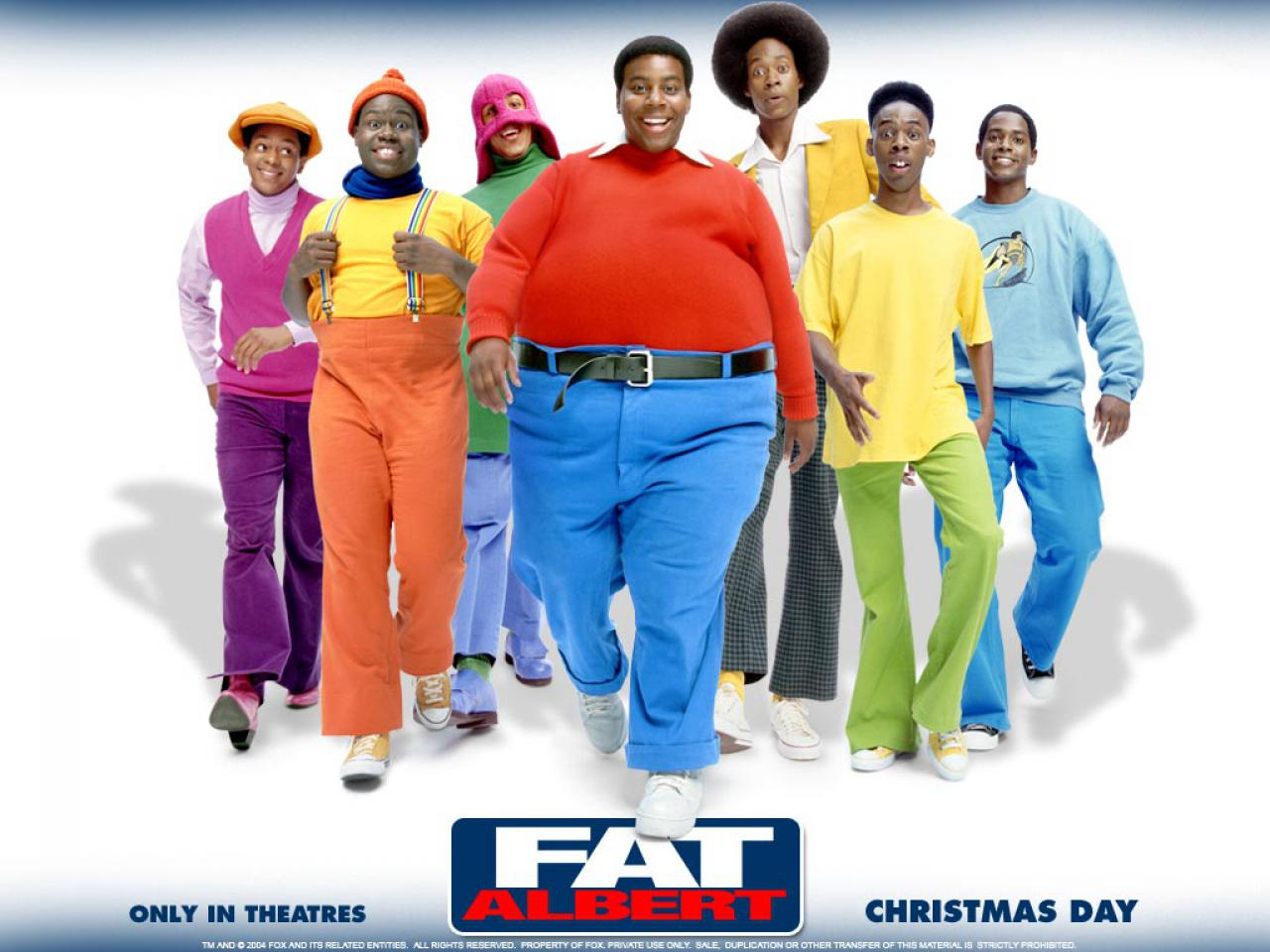 Fat Albert And The Cosby Kids Halloween