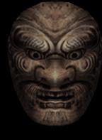 Mask Angry Hanged
