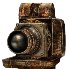 The new camera in <i>Fatal Frame II Director's Cut</i>