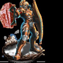 Celestial Knight Figure