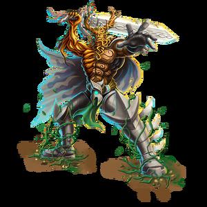 Ulfr of the Lion boss
