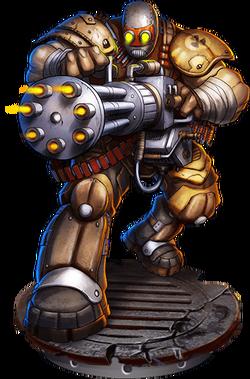 Bombsuit Junker Figure