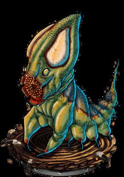 Fug Bug Sucker Figure
