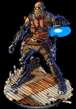 Captain Yaaarrrgh v2 Figure