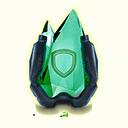 DEF crystal