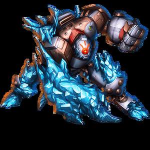 Ice Bot v2 Boss
