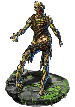 Decaying Greaper Figure