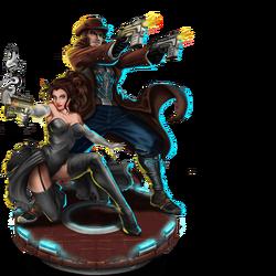 Dick & Jane, Killers Figure