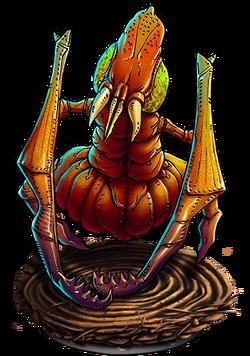 Fug Bug Spitter v2 Figure