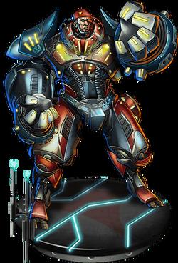 General Hoss v2 Figure