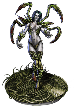 Queen of Blades v2 Figure