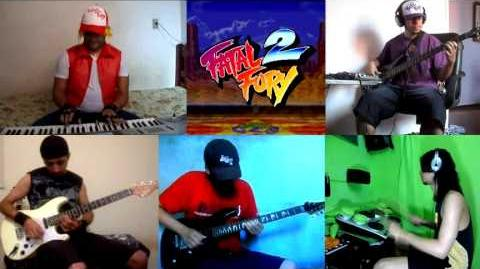 Fatal Fury 2 - Terry Theme (VGMasters)