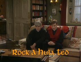 Rock a Hula Ted