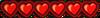 Hearts six