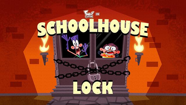 File:Schoolhouse Lock title card.jpg
