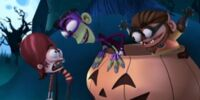 Fanboy and Chum Chum Halloween Promo