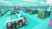 Inside of Frosty Mart