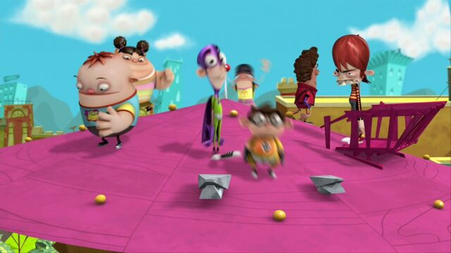 File:Everyone dancing on the Fanlair roof - theme song.jpg