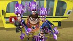 Super Chum with clones s2e21a
