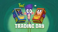 Trading Day title card
