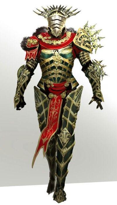 Armor of K'rushima