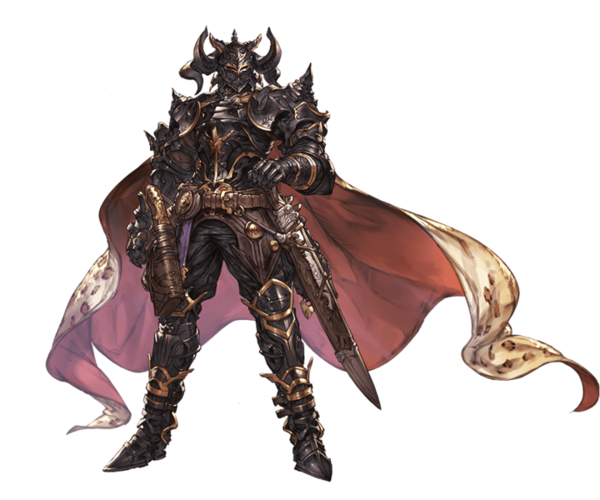 Black Knight of Solemness