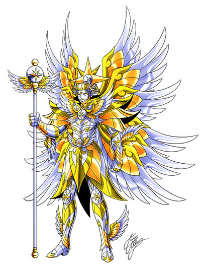 Divine Seraphim Alpha God Cloth