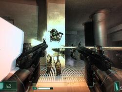 SM15 Machine Pistols