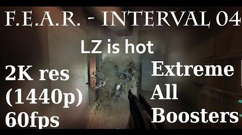 F.E.A.R. - Interval 04 'LZ is Hot' - Extreme Difficulty, 1440p