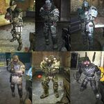 Replica Soldiers Variant VII