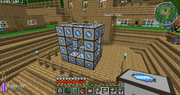 ME Automated Assembler Chamber Frame