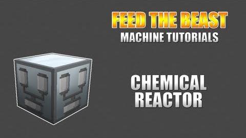 Feed The Beast Machine Tutorials Chemical Reactor