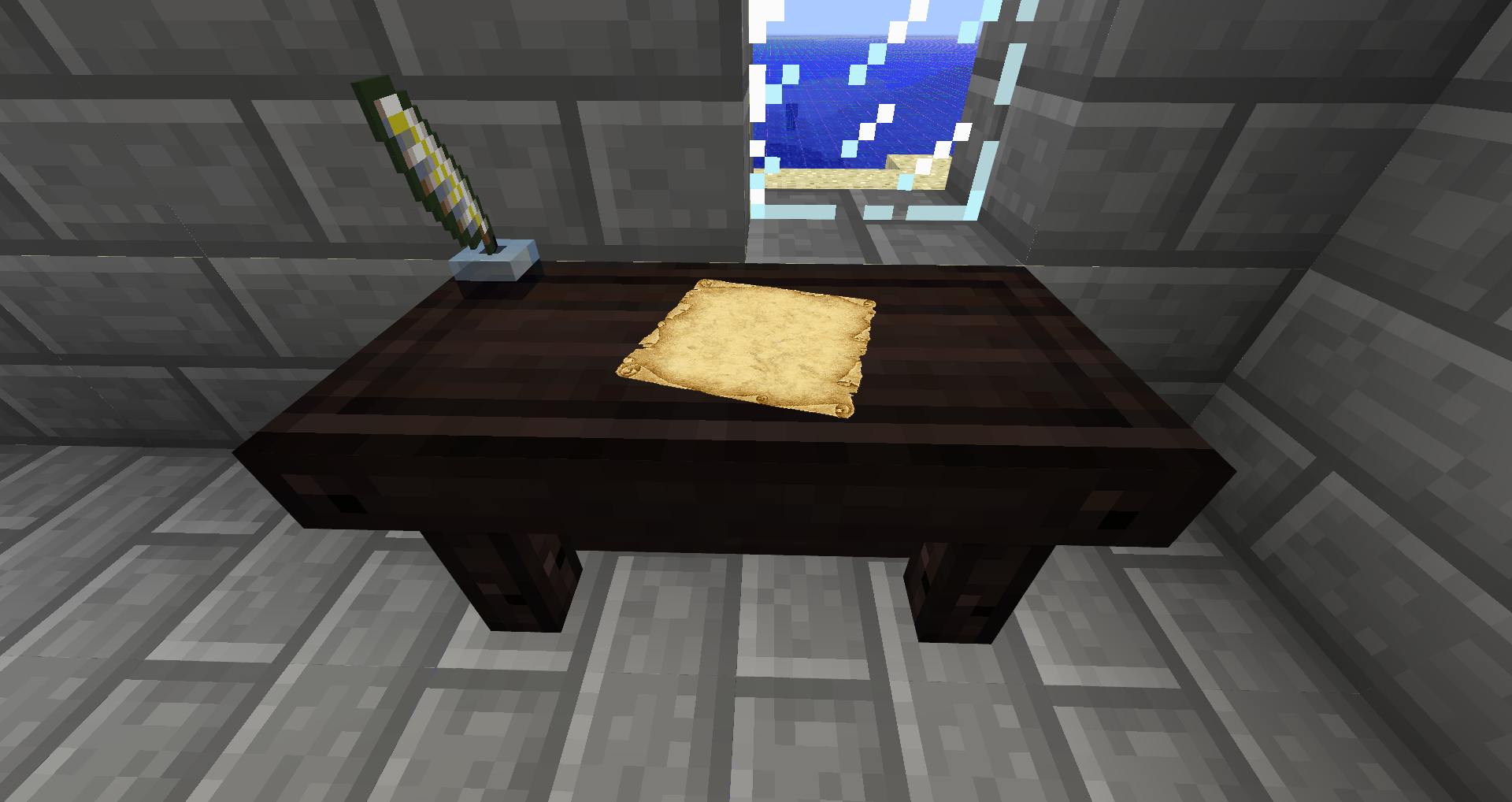 Research table feed the beast wiki fandom powered by wikia - Table d alchimie minecraft ...