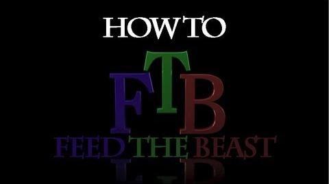 How to Feed the Beast in Minecraft - Biogas Engine and Fermenter - 21-0