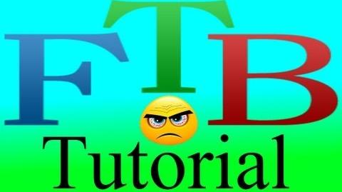 FTB Feed The Beast Tutorial - Autocrafting Table and a Simple Electronic Circuit Factory