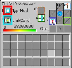 GUI - Cut, Labeled