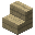File:Grid Acacia Wood Stairs (ExtraBiomes XL).png