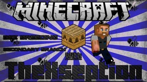 Minecraft FTB Bee Breeding Tutorial Amber, Turquoise, Indigo, Slate, Azure, Lavender, Lime