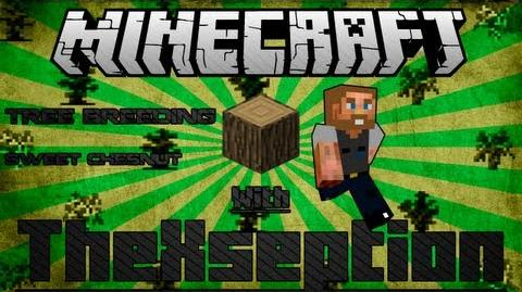 Minecraft FTB Tree Breeding Tutorial Sweet Chestnut